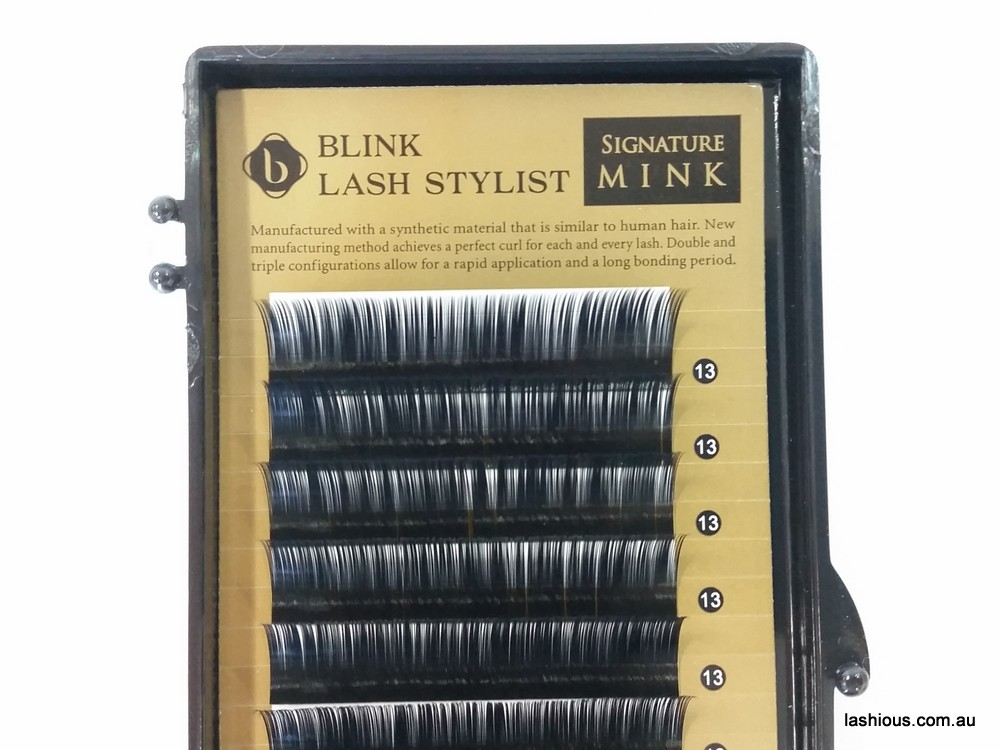 Blink Signature Mink Lashes (Synthetic)