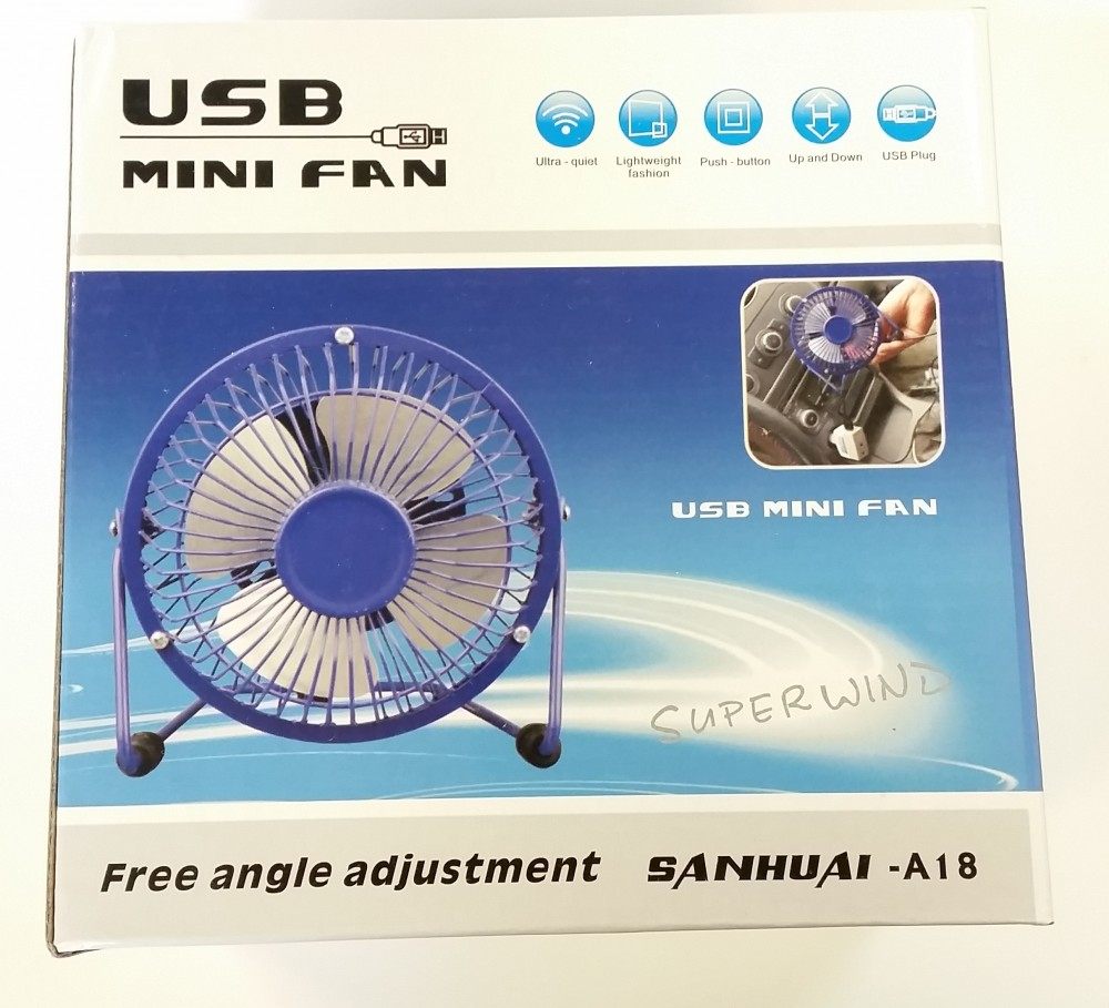 USB Portable/Handheld Fan