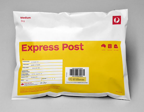 Express Post Australia Post Shipping