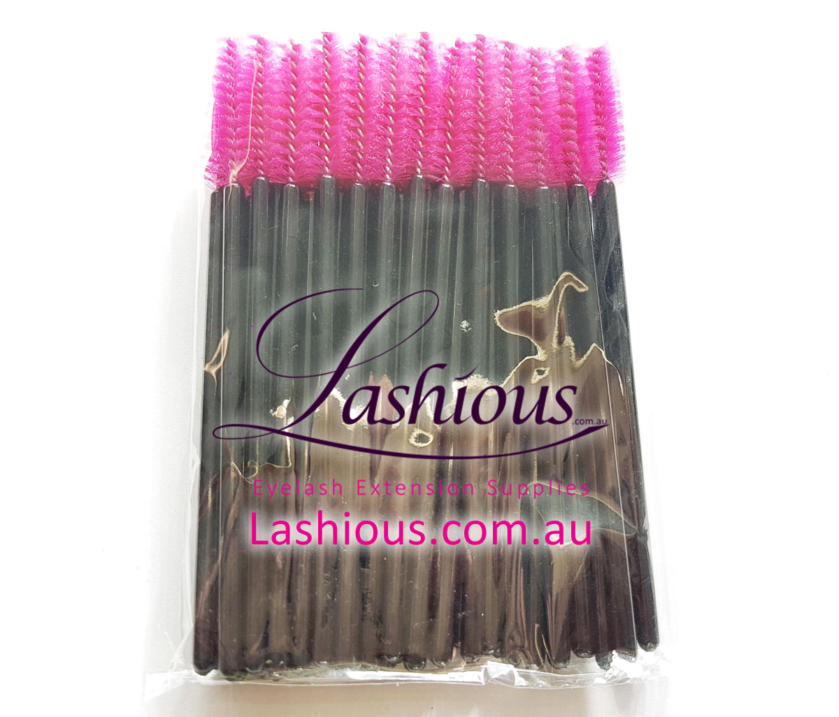 Packet of 50 mascara brush