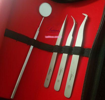 Tweezers Kit for Lash Extensions