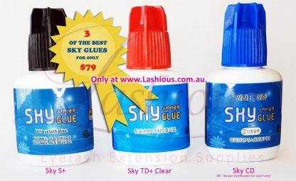 Best Sky Eyelash Extension Adhesives