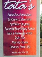 Tata's Eyelashes Extensions/Hair & Make-up artist