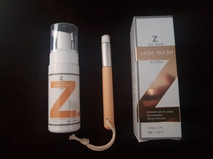 Sky Zone Lash Wash